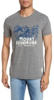 Original Retro Brand Men's Mt. Rushmore Graphic T-Shirt