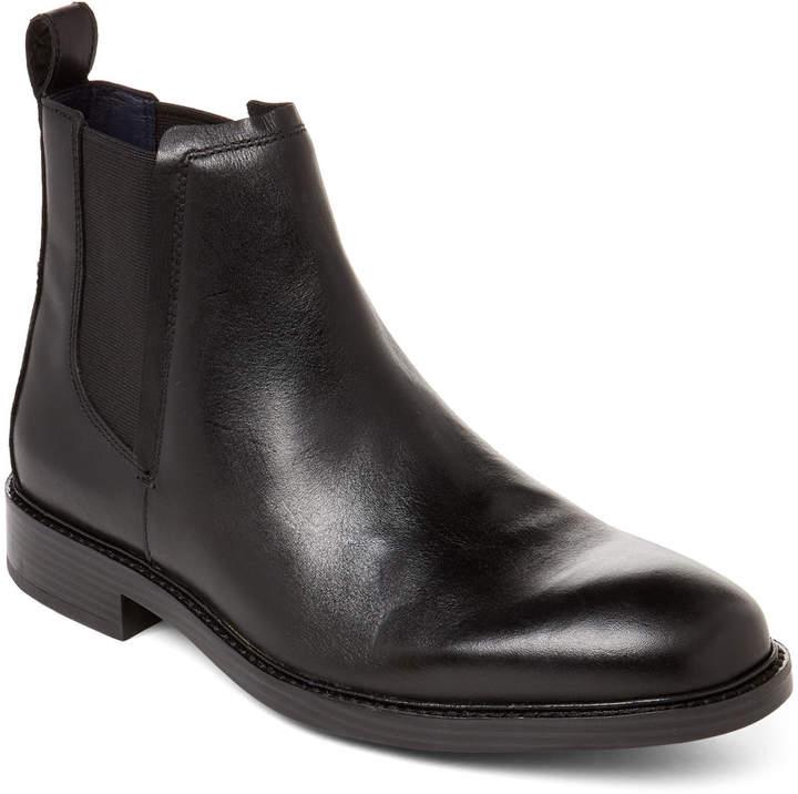 f37b37f8d81 Black Kennedy Waterproof Chelsea Boots