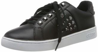 GUESS Women's Brandi/Active Lady/Leather LIK Gymnastics Shoes