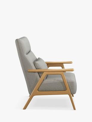John Lewis & Partners Hendricks High Back Accent Chair