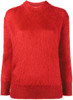 Prada crew neck knitted sweater