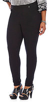 MICHAEL Michael Kors Stretch-Twill Knit Leggings