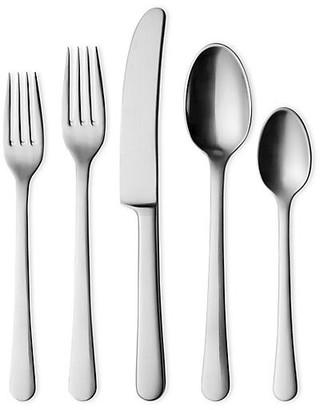 Georg Jensen 5-Pc Copenhagen Flatware Set - Silver