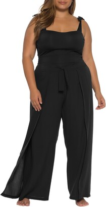 Becca Etc Globe Trotter Cover-Up Pants