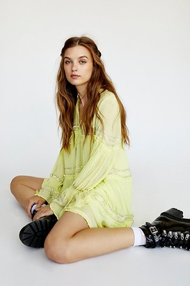 Free People Solstice Mini Dress