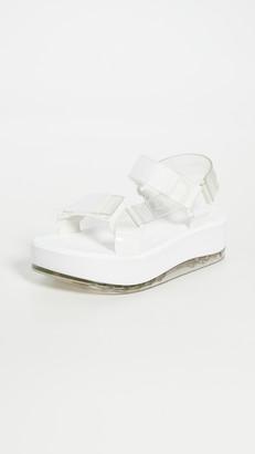 Melissa Papete Platform Sandals