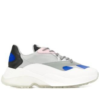 Axel Arigato colour block tri-sole sneakers