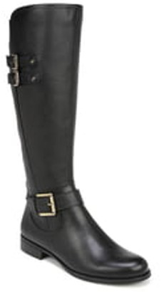 Naturalizer Jessie Leather Knee High Riding Boot - Wide Width Available