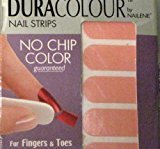 Nailene Duracolour Nail Strips for Fingers & Toes - 77669