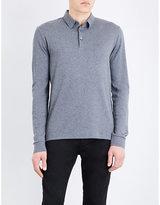 BOSS Regular-fit stretch-cotton polo shirt