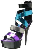 Pleaser USA Women's Delight-678-9 Sandal