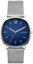 Skagen Men's Rungsted Mesh Strap Watch, 40Mm
