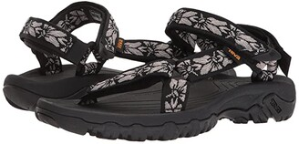 Teva Hurricane 4 (Hazel Black) Women's Shoes