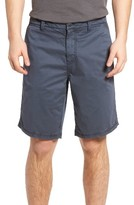 John Varvatos Men's Triple Needle Shorts