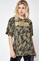 Puma Rebel Boyfriend T-Shirt