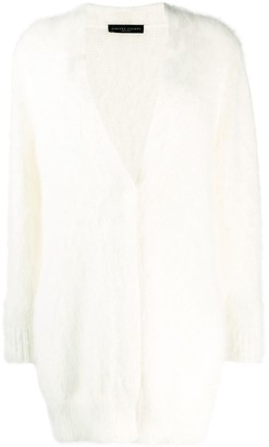 Fabiana Filippi long-sleeve fitted cardigan