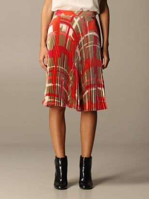 Twin-Set Twin Set Skirt Plisse print