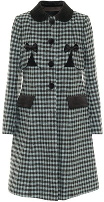 Marc Jacobs The Sunday Best wool coat