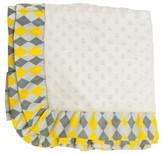 Pam Grace Creations Baby Blanket - Argyle Giraffe