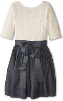 fiveloaves twofish Charleston Dress (Little Kids/Big Kids)