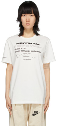 Bless Off-White Collection T-Shirt
