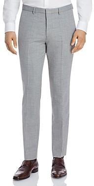 HUGO BOSS Hugo Hesten Textured Solid Extra Slim Fit Suit Pants