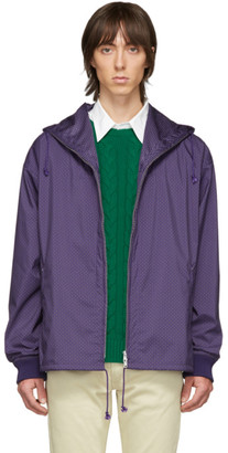 Beams Purple Waterproof Jacket