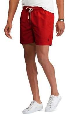 Polo Ralph Lauren 5.75-Inch Traveler Swim Trunks