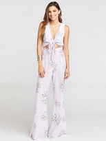 Show Me Your Mumu Jackson Jumpsuit in Liv Lov Lav