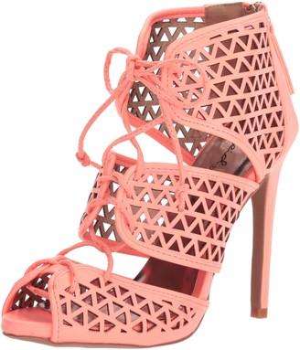 Qupid Women's Glee-261 Dress Sandal