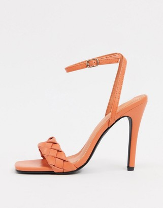 senso Esporre compagno  Burnt Orange Heels | Shop the world's largest collection of fashion |  ShopStyle