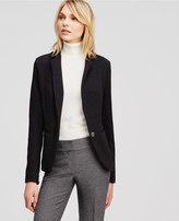 Ann Taylor Knit Jacket