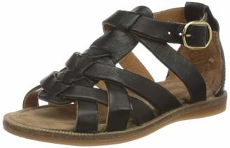 Bisgaard Girls Amalie T-Bar Sandals