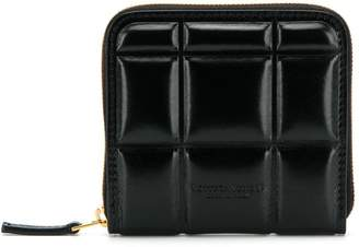 Bottega Veneta mini zip-around wallet