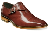 Stacy Adams Tipton Monk Strap Slip-On