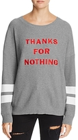 Honey Punch Thanks For Nothing Sweater