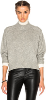 Isabel Marant Fleming Baby Camel Knit Sweater