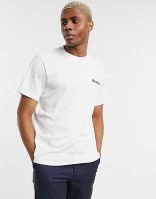 Element Blazin Chest t-shirt in white