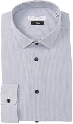 Versace Camicia Striped Shirt