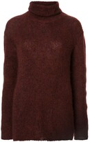 Chanel Pre Owned turtle neck jumper