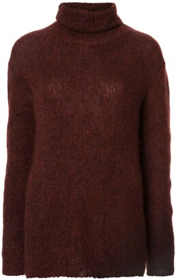 Chanel Pre-Owned turtle neck jumper