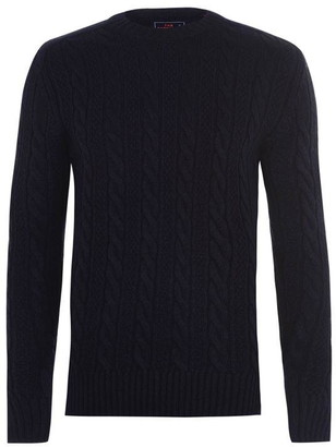 Superdry Crew Neck Cable Jumper