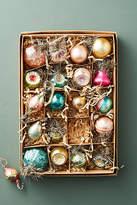 Anthropologie Vintage-Inspired Ornament Set