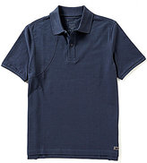 Beretta Corporate Patch Short-Sleeve Polo Shirt