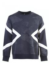 Neil Barrett Synthetic Fabric Sweatshirt