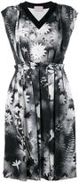 Christopher Kane gathered waist dress