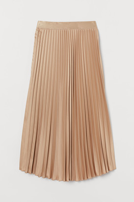 H&M MAMA Pleated skirt