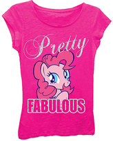 Freeze My Little Pony Pinkie Pie 'Pretty Fabulous' Tee - Girls
