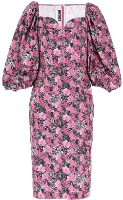 Rotate by Birger Christensen Irina Floral Dress