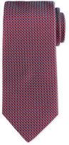 Eton Neat Woven Basket Tie